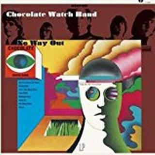 Chocolate Watch Band - No Way Out [VINYL]
